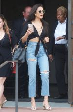 SHAY MITCHELL Out in Beverly Hills 05/26/2018