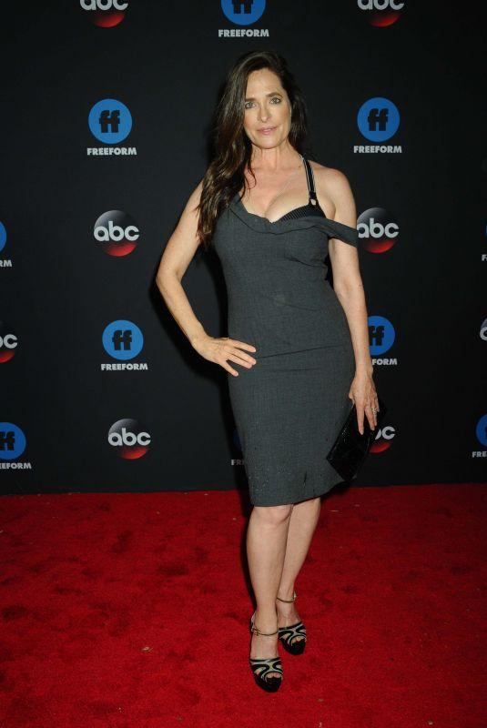 SHEILA KELLEY at Disney/ABC/Freeform Upfront in New York 05/15/2018