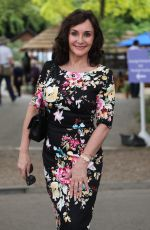 SHIRLEY BALLAS at Chelsea Flower Show in London 05/21/2018