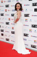 SHIRLEY BALLAS at LGBT Awards 2018 in London 05/11/2018