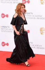 SIAN GIBSON at Bafta TV Awards in London 05/13/2018