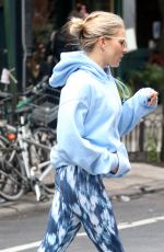 SIENNA MILLER Out in New York 05/16/2018