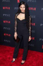 SIERRA CAPRI at Netflix FYSee Kick-off Event in Los Angeles 05/06/2018