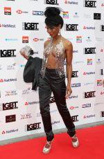 SINITTA at LGBT Awards 2018 in London 05/11/2018