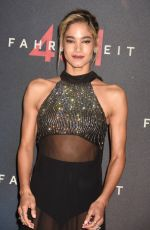 SOFIA BOUTELLA at Fahrenheit 451 Premiere in New York 05/08/2018
