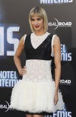 SOFIA BOUTELLA at Hotel Artemis Premiere in Los Angeles 05/19/2018