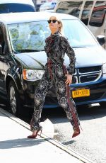 SOFIA BOUTELLA Out and About in New York 05/08/2018