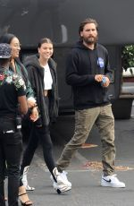 SOFIA RICHIE Arrives at American Idol Finale in Los Angeles 05/20/2018