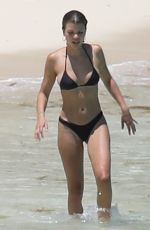 SOFIA RICHIE in Bikini at a Beach in St Barts 05/27/2018