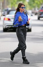 SOFIA RICHIE Out and About in Los Angeles 05/22/2018