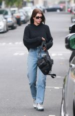 SOFIA RICHIE Out and About in West Hollywood 05/19/2018