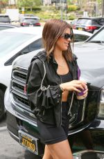SOFIA RICHIE Out for Coffee in Los Angeles 05/18/2018