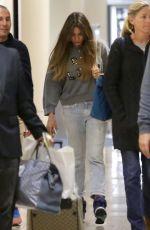 SOFIA VERGARA at LAX Airport in Los Angeles 05/02/2018