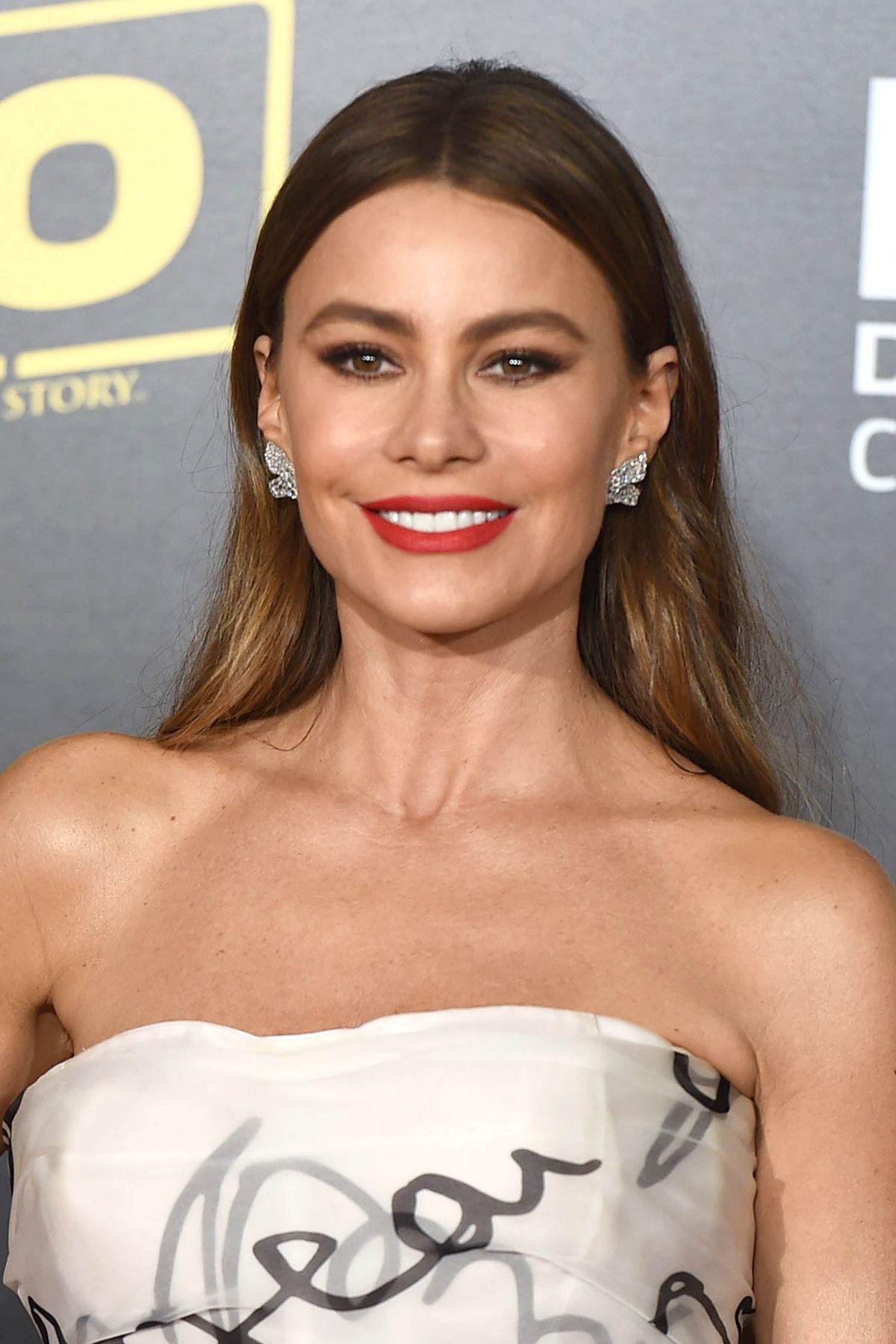 SOFIA VERGARA At Solo A Star Wars Story Premiere In Los