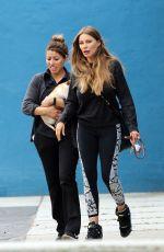 SOFIA VERGARA Leaves Animal Hospital in Los Angeles 05/24/2018