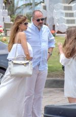 SOFIA VERGARA Out in Colombia 05/03/2018