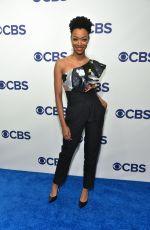 SONEQUA MARTIN GREEN at CBS Upfront Presentation in New York 05/16/2018