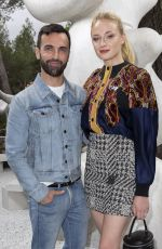 SOPHIE TURNER at Louis Vuitton 2019 Cruise Collection in Saint Paul De Vence 05/28/2018