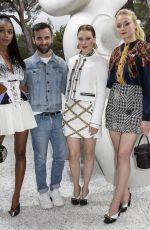 SOPHIE TURNER at Louis Vuitton 2019 Cruise Collection in Saint Paul De Vence 05/28/2018