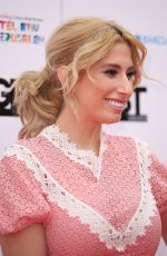 STACEY SOLOMON at LGBT Awards 2018 in London 05/11/2018
