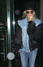 STACY FERGIE FERGUOSN Leaves Her Hotel in New York 05/16/2018