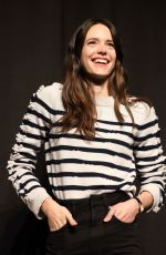STACY MARTIN at Le Redoutable Press Conference in Tokyo 05/23/2018