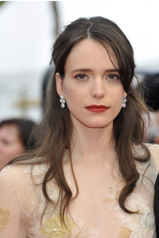 STACY MARTIN at Sink or Swim Premiere at 2018 Cannes Film Festival 05/13/2018