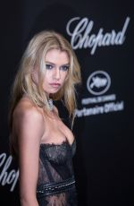 STELLA MAXWELL at Secret Chopard Party at 71st Cannes Film Festival 05/11/2018
