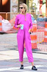 STELLA MAXWELL Out for Coffee in New York 05/30/2018