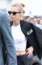 STELLA MAXWELL Out in Cannes 05/10/2018
