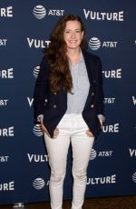 STEPHANIE ALLYNNE at Vulture Festival in New York 05/19/2018