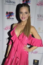 STEPHANIE WARING at Miss Manchester in Manchester 05/04/2018