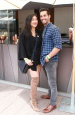 STEPHANIE YUN at Off the Menu x Postmates: Secret Burger Showdown in Beverly Hills 05/26/2018