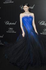 SUI HE at Secret Chopard Party at 71st Cannes Film Festival 05/11/2018