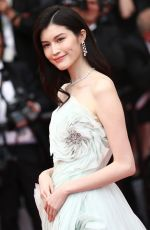 SUI HE at Sorry Angel Premiere at Cannes Film Festival 05/10/2018