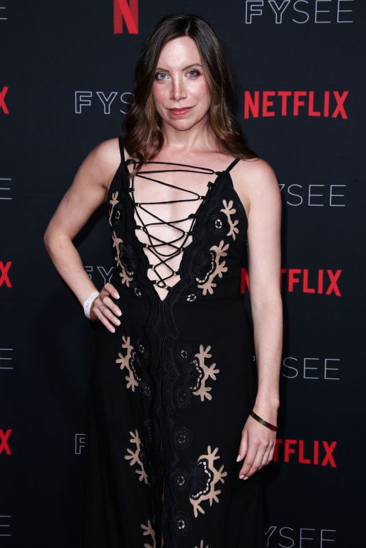 SUMMER CHASTANT  at Netflix FYSee Kick-off Event in Los Angeles 05/06/2018