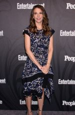 SUTTON FOSTER at EW & People New York Upfronts Celebration 05/14/2018