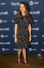 SUTTON FOSTER at Vulture Festival in New York 05/19/2018