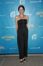 SUZANNE CRYER at Soft Power Premiere in Los Angeles 05/16/2018