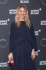 SVEVA ALVITI at Montblanc Dinner at Cannes Film Festival 05/16/2018