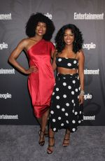 SYDELLE NOEL at EW & People New York Upfronts Celebration 05/14/2018