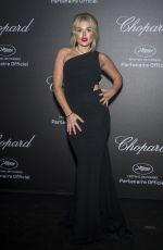 TALLIA STORM at Secret Chopard Party at 71st Cannes Film Festival 05/11/2018
