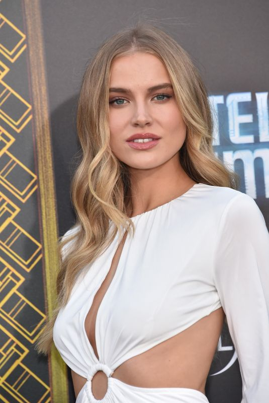 TANYA MITYUSHINA at Hotel Artemis Premiere in Los Angeles 05/19/2018