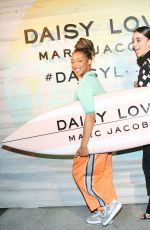TASHI RODRIGUEZ at Daisy Love Fragrance Launch in Santa Monica 05/09/2018