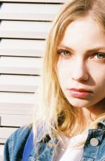 TAVI GEVINSON for Neol Magazine, May 2018