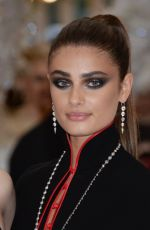 TAYLOR HILL at MET Gala 2018 in New York 05/07/2018