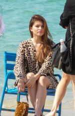 THYLANE BLONDEAU Out and About at 2018 Cannes Film Festival 05/11/2018
