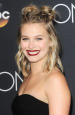 TIERA SKOVBYE at Once Upon A Time Finale Event in Los Angeles 05/08/2018