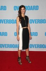 TIFFANY BROUWER at Overboard Premiere in Los Angeles 04/30/2018