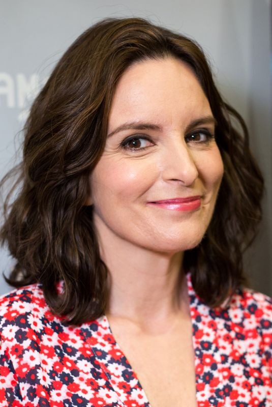 TINA FEY at 63rd Annual Drama Desk Awards Nominees Reception in New York 05/09/2018